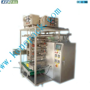 KENO-F604 Shampoo Filling Pouch Packing Machine