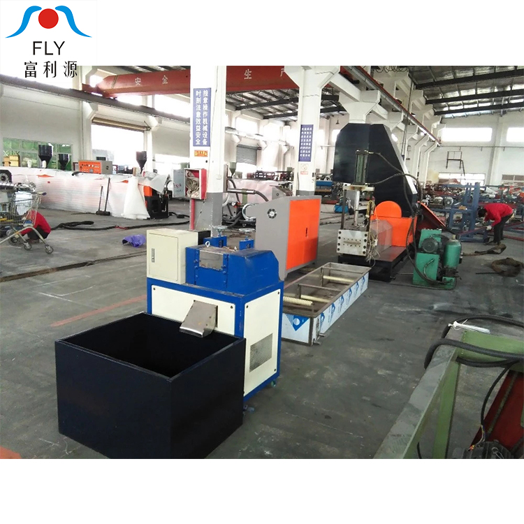 Output 150 kg/u EPE Schuim Plastic Recycling Granulator Machine Fabrikanten in China