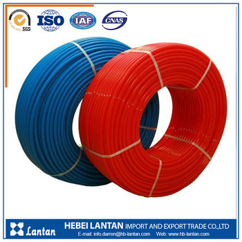 best quality Flexible high pressure pex pipe