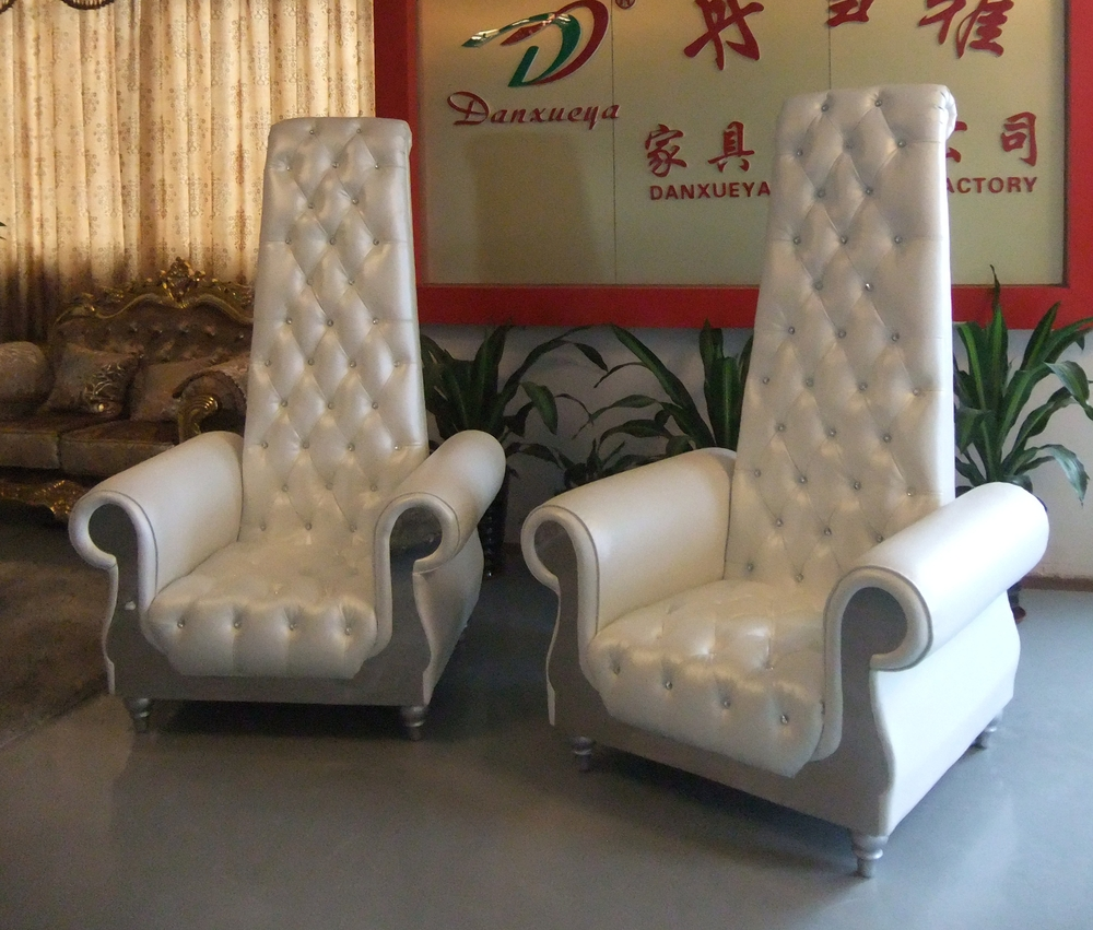 Luxury Nail Salon Spa Chairs/pedicure Chair/wedding Chair - Buy ...