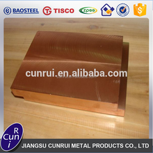 Factory Supply Copper Prices with High Quality