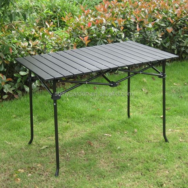 Buy cheap china folding aluminum picnic tables products find china portable folding aluminum picnic table watchthetrailerfo