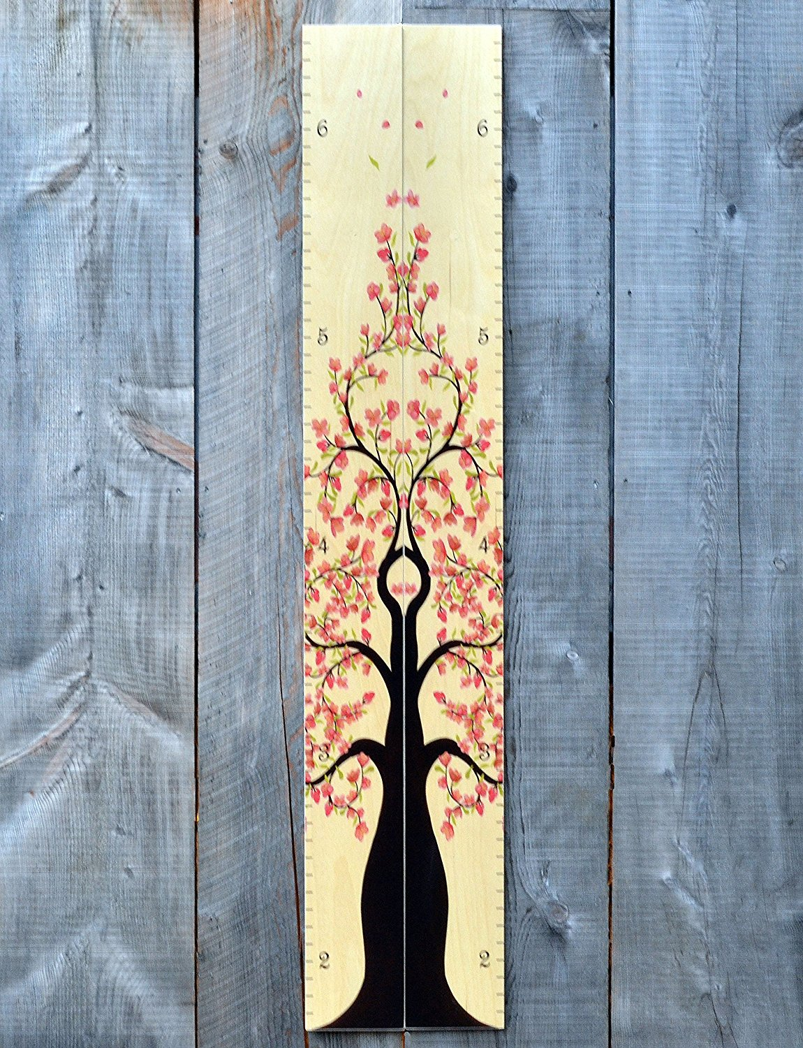 Cheap baby height growth find baby height growth deals on line at growth chart art tree of life wooden height chart pair baby shower gift geenschuldenfo Choice Image