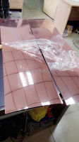 double sided acrylic mirror sheet rose gold acrylic mirror