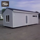 Portable cabin light steel frame villa affordable villa house