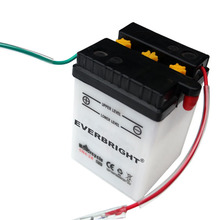 6 volts 4ah dry charged lead acid sealed deep cycle battery