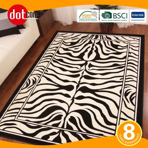 Zebra print rug zebra print rug suppliers and manufacturers at alibaba com