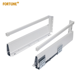 High quality kitchen accessories metal tandem box drawer slide