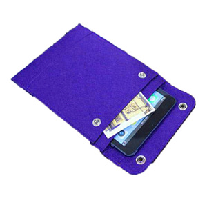 Factory supply attractive price cheap waterproof felt small laptop/tablet pc bag