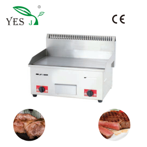 big double industrial thermostat grill commercial gas dosa griddle