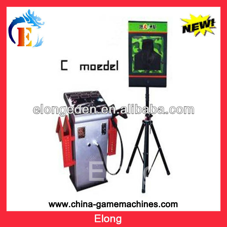 Flame gun model C shooting amusement game machine sega amusement game machine