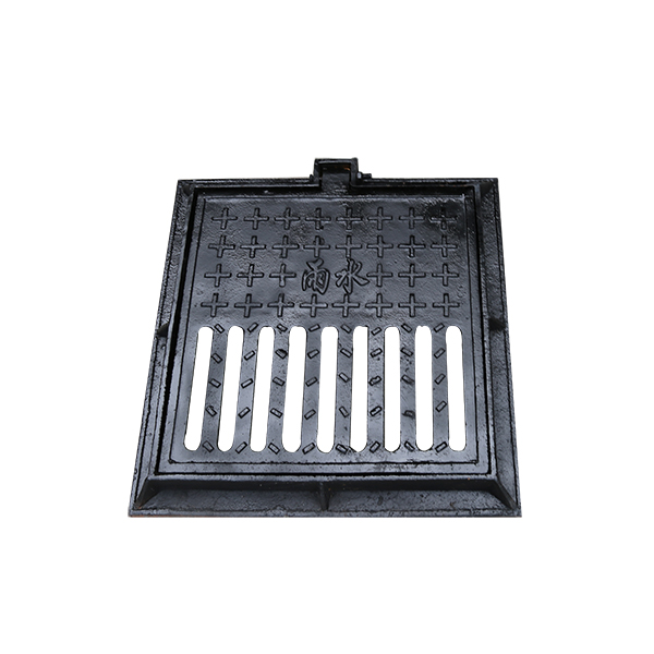 ductile iron drainage invisible barge water grate
