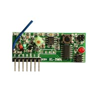 DC5V Learning code 433MHz rf transmitter and receiver KL-XM01