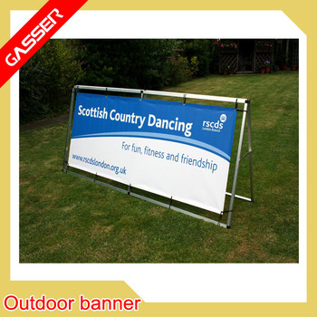 Custom printed fence wrap outdoor vinyl banners buy for Banner wrap