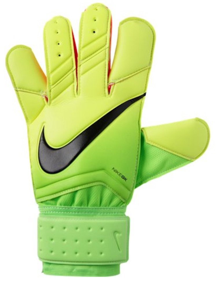 Get Quotations · Nike GK Grip 3 Soccer Goalkeeper Gloves (Electric Green bc42f9c5b3