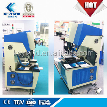 Keyland Long Lifespan Silicon Solar Cell Wafer Laser Scribing Cutting Machine with laser solar scribing <strong>system</strong> Price