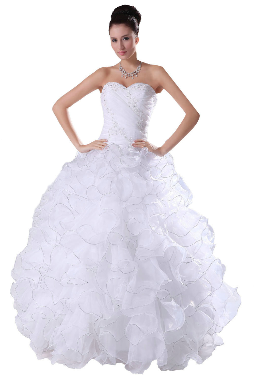 Cheap Debutante Gowns White, find Debutante Gowns White deals on ...