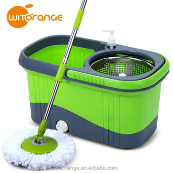 Household Items Hot Sale Easy Clean Magic 360 Rotating Turbo Mop