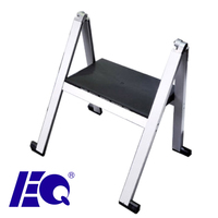 Good Ease of Use Quick Collapsible Aluminum Ladder Stool