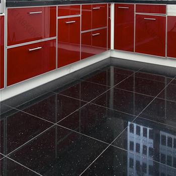 Black Sparkle Quartz Tile,Tile Made In Spain Floor Tile,Model ...