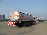 Dongfeng Tianlong 20000l 6x4 Oil Tanker Truck Mobile Refueling ...