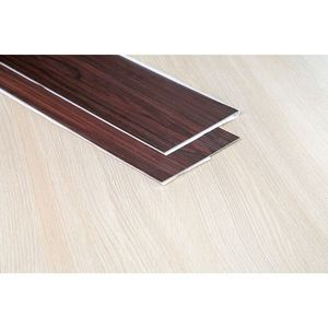 Hotel PVC Tiles Vinyl Floor/Wooden Grains Fiber Sheet