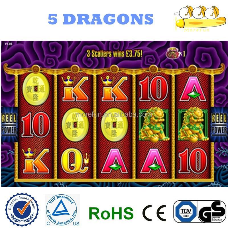 Slot de dragones