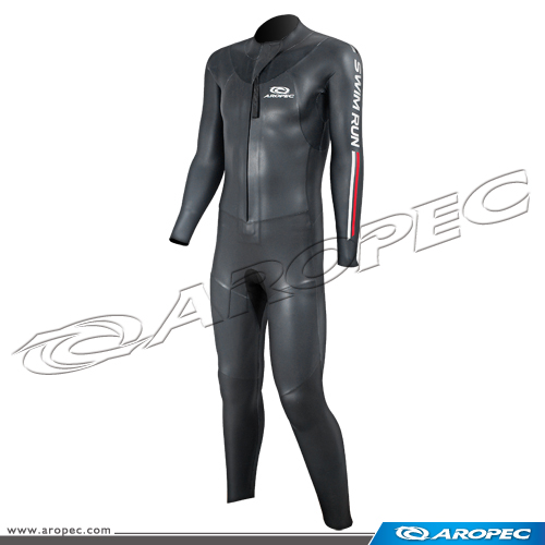 Amfibie 4mm en 2mm Swim Run Wetsuit
