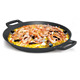 "14"" 16"" 3 Layer Non-stick Casting Aluminum Induction Compatible Bottom Paella Pan"