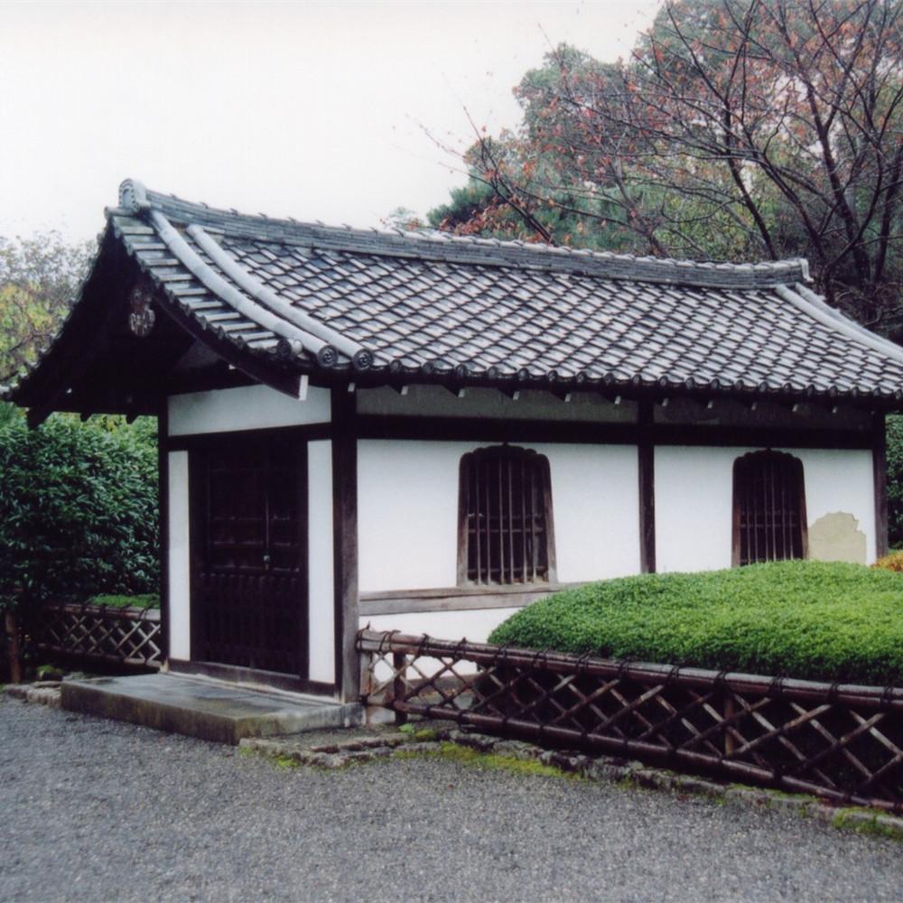 Japanese Garden Tea House Japanese Roof Build Buy