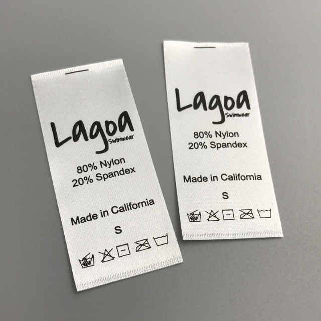 Unique Buy Cheap China satin care label for garment Products, Find China  RL89