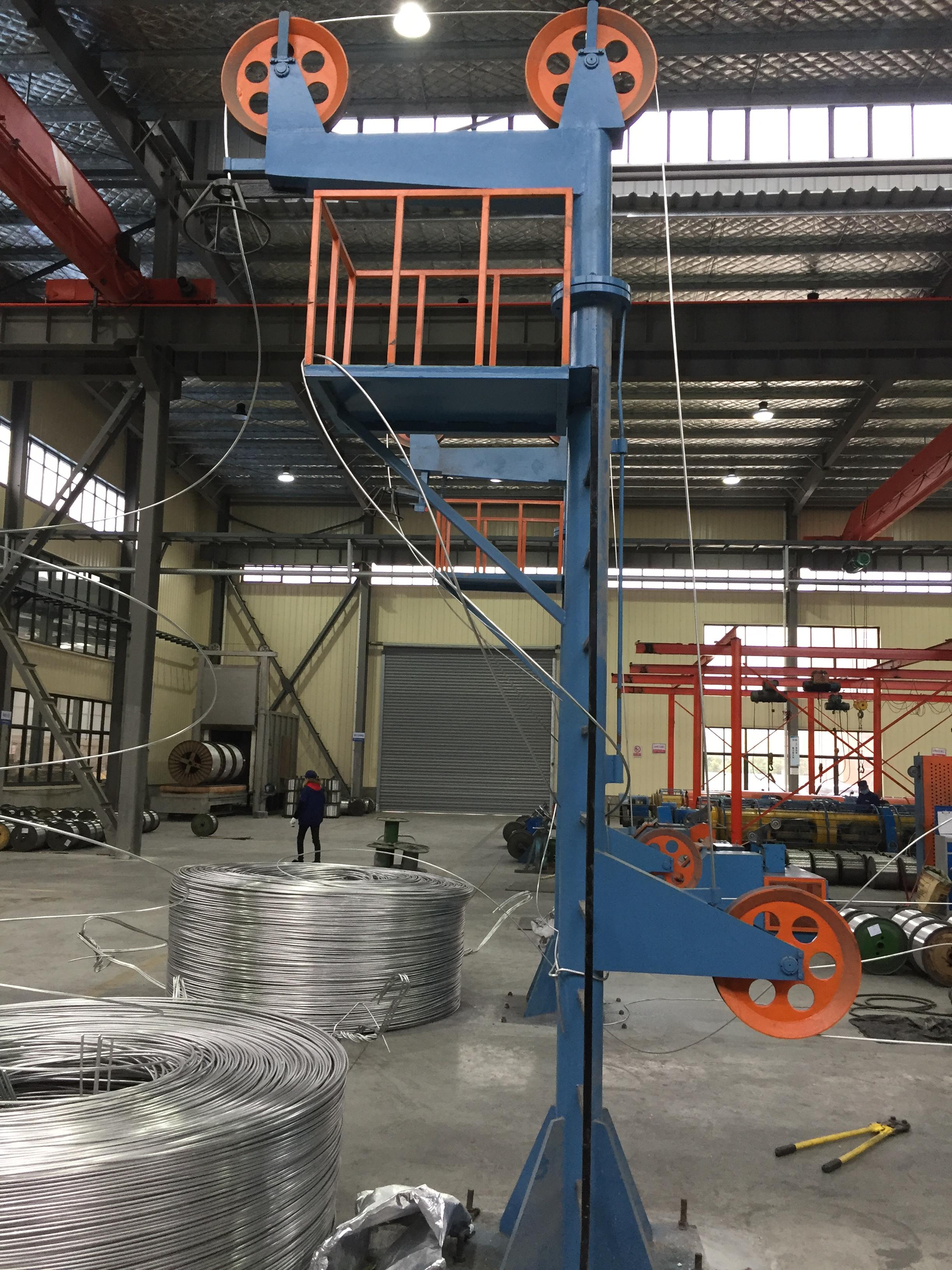 Kawat Aluminium AAC Konduktor