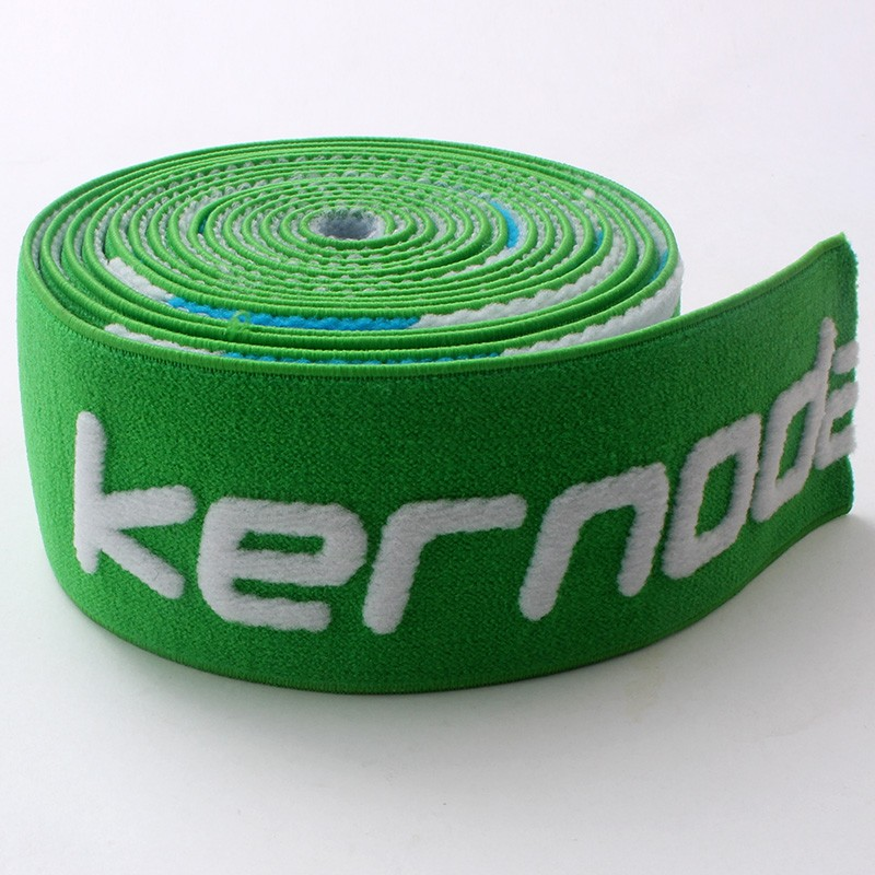 CE approval eco-friendly nylon knitted elastic webbing wholesaler design and sample free