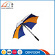 "190T Pongee material and umbrella type 27"" golf umbrella for promotion"