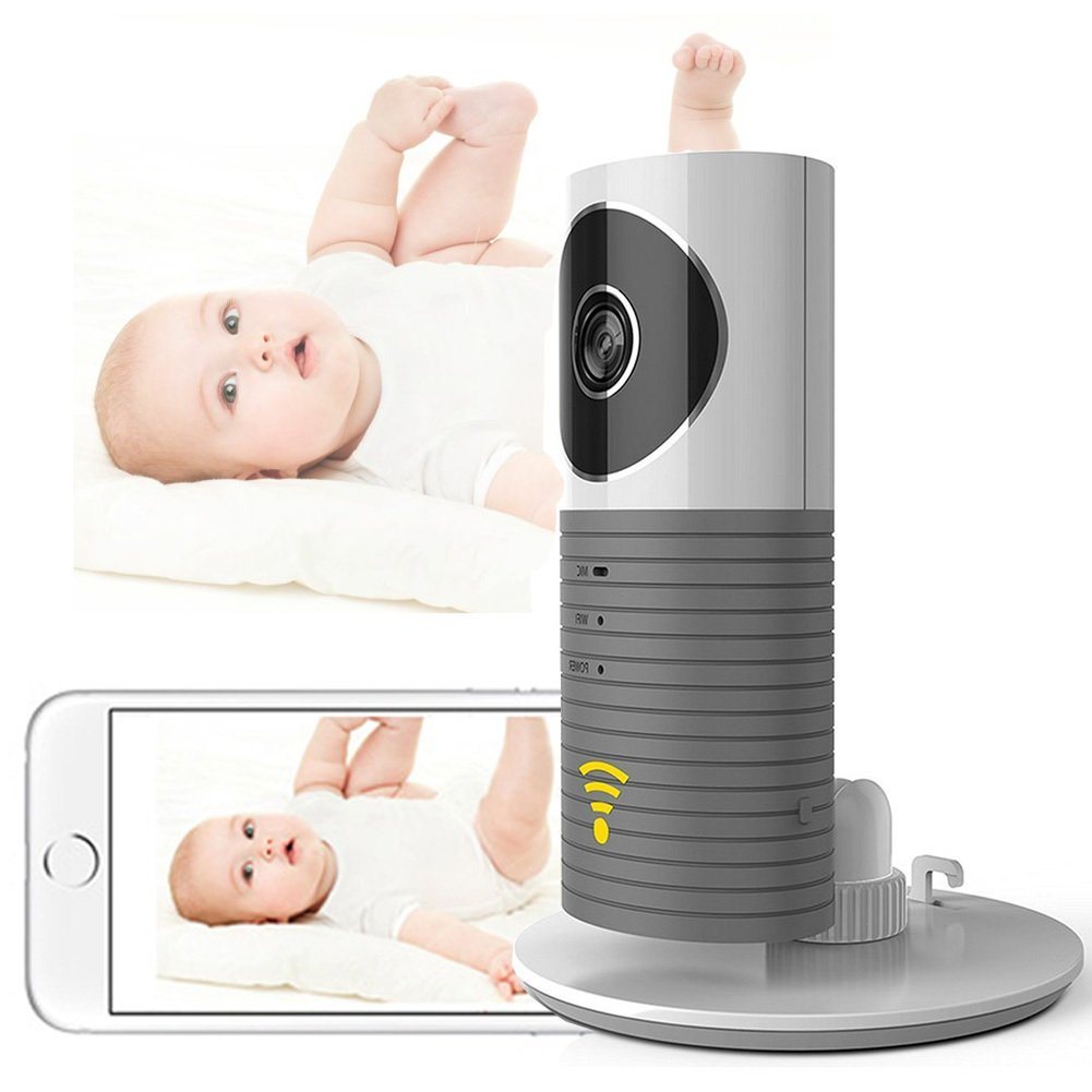 ca5ae27c4ae28 Get Quotations · Clever Dog Smart Baby Camera Cadrim WIFI Video Camera Baby  Monitor Home Security Monitor WIFI 720P