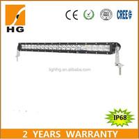 New 5D LED driving light slim light bar 20inch light bar