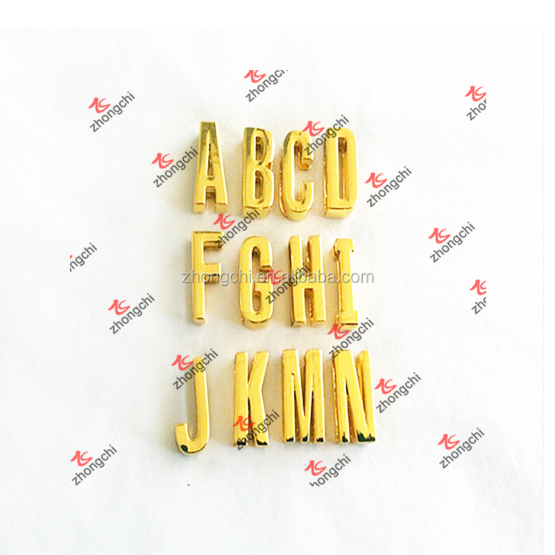 gold slide letter charm gold slide letter charm suppliers and manufacturers at alibabacom