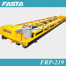 Hot Selling Road Construction Machine Mini Asphalt Concrete Paver For Sale