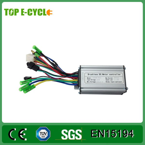 TOP good quality 36v 250w ebike controller and display