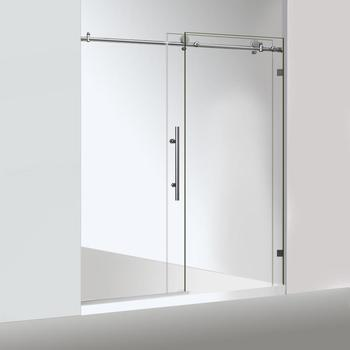 Frameless Sliding Shower Doors With Glass Doors Buy Frameless