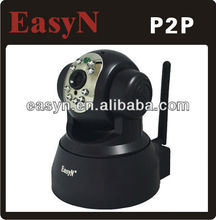 P2P function ip wifi camera no need to do port forwarding on router