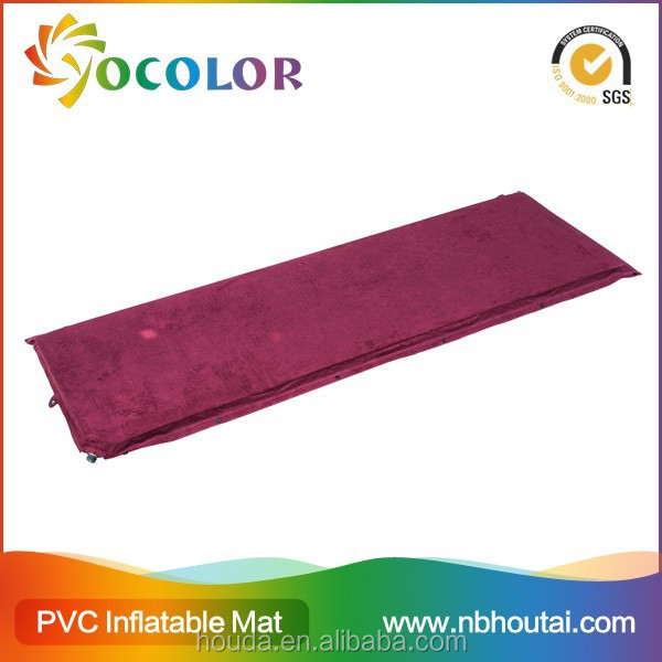 wholesale Self inflating foldable Waterproof beach mat/matress