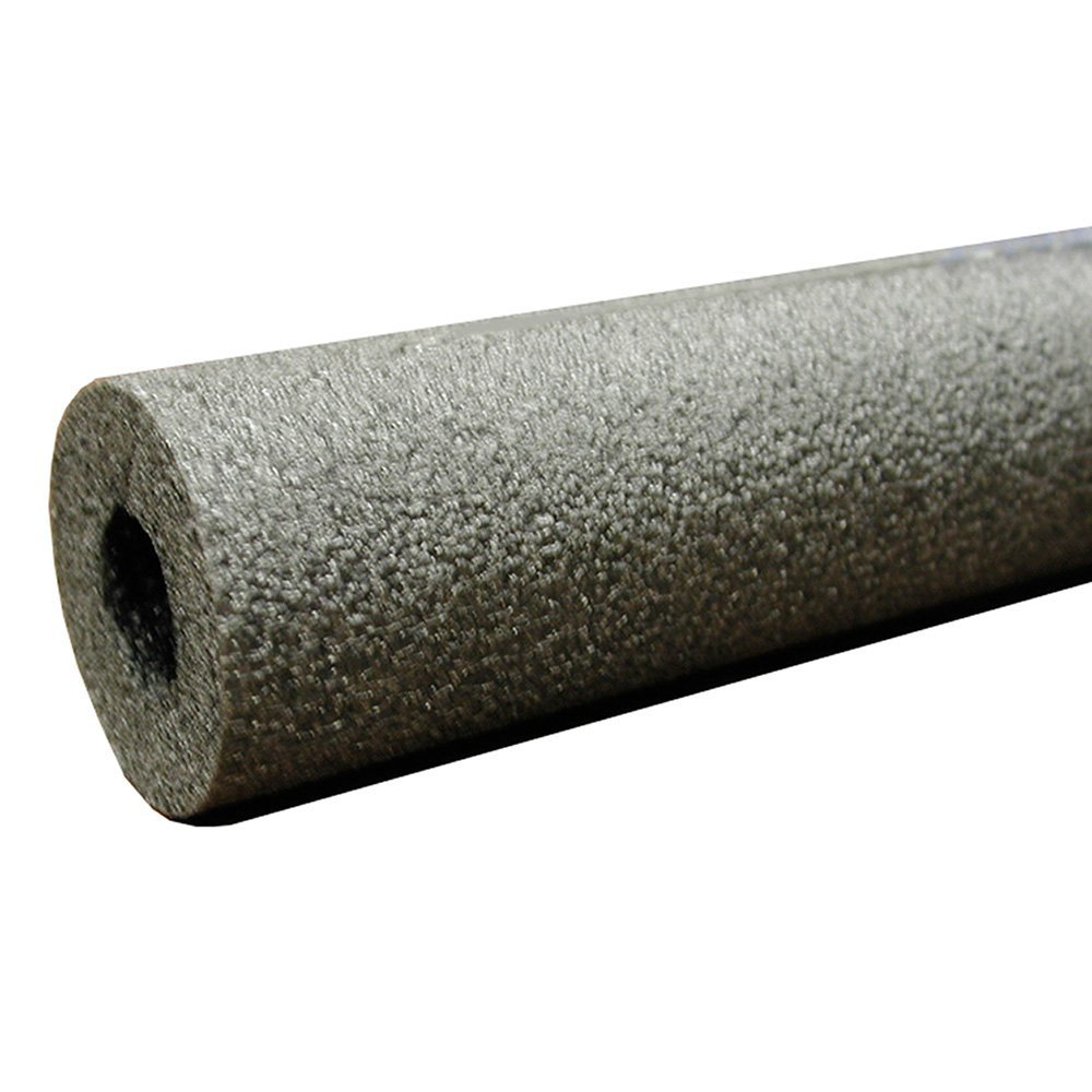 """Jones Stephens, JS 3-5/8"""" ID (3-1/2"""" CTS) Self-Sealing Pipe Insulation, 1/2"""" Wall Thickness, 2.449 R Values - I53358"""
