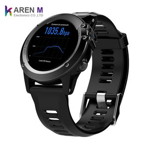 2019 OLED smart watch H1 with Camera sport fitness tracker SIM Wifi GPS 3G Wearable Devices Smartwatch For Men