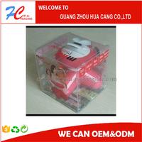 New product 3x3 pvc box Manufacturer/Plastic Vacuum Seal Non-Woven pvc Storage Boxes