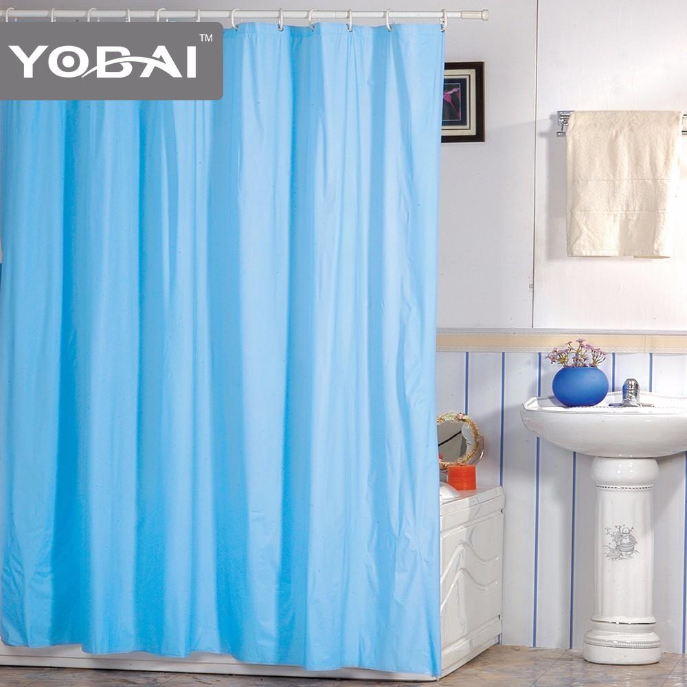 Heavy Duty Hotel Waterproof Bathroom Window Curtains And Blinds