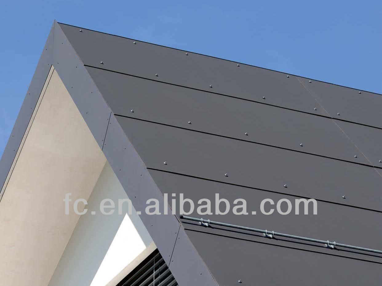 ignifuge de panneaux de fibers de ciment panneau de mur