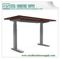 height adjustable study table,height adjustable wooden table,height adjustable working table