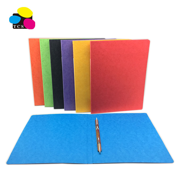 A4 Paper Spring File Folders Arch File Folders Assorted Colours