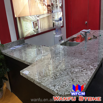 Chinese Supplier Arctic White Granite Kitchen Countertop Price